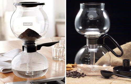 #9 - Bodum Vacuum Coffee Maker - forget about Nespresso and the likes…