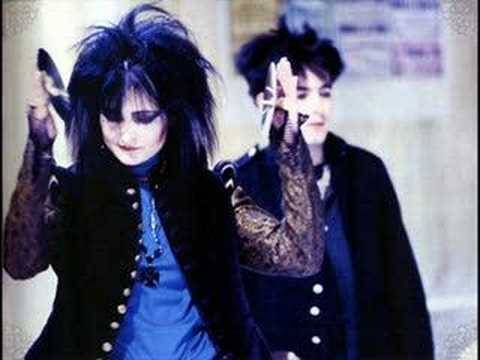 Siouxsie and Robert Smith