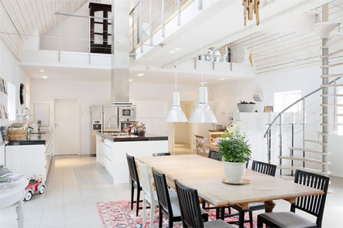 homeandinteriors:  Located in the small village of Västra Ingelstad, Sweden