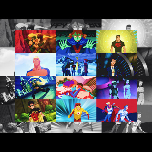 arleehayes:   Things I Loved in 2011 - Televison | Young Justice