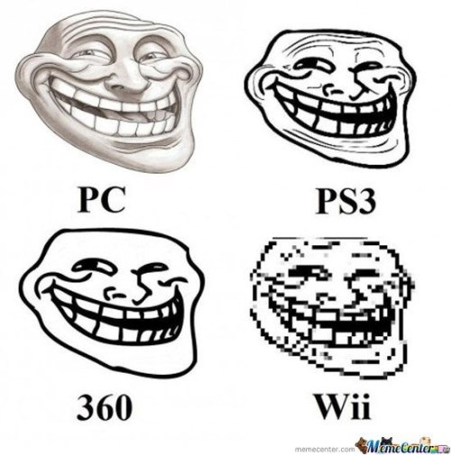 not accurate at all. The 360 and PS3 would look about the same.