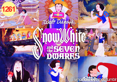 "simpledisneythings:  Walt Disney's most beloved ""Little Princess"", Snow White was premiered at the Carthay Circle Theater today in 1937. The incredible success of this film proved to be one of Walt's greatest accomplishments that went on to change the movie industry forever."