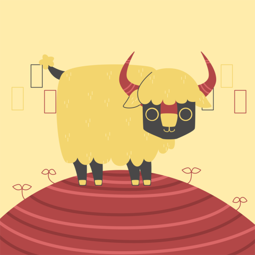 Yak by *pronouncedyou