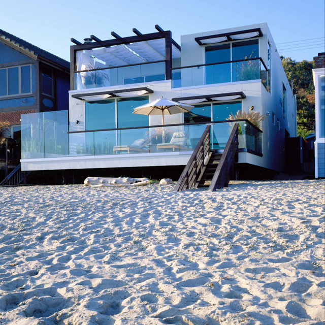 My dream home is in Malibu. Designed by these folks.