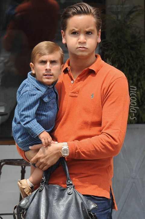 Will the real Scott Disick please stand up!/the fortress