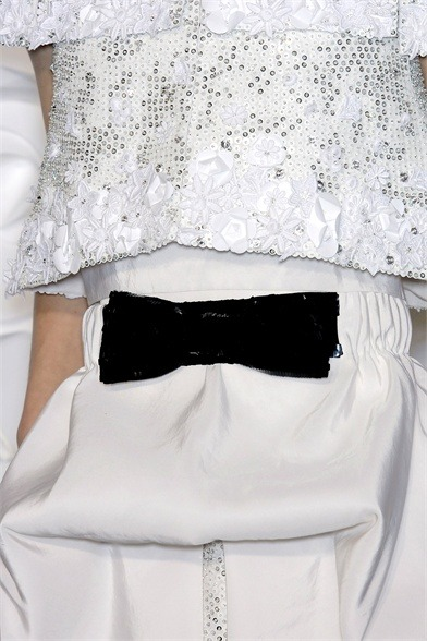 Chanel | Spring 2009 Couture Paris