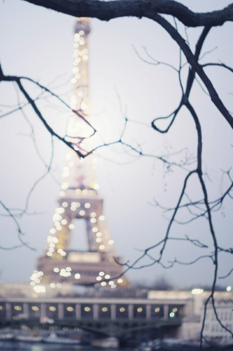 Take me to Paris! S'il vous plait.