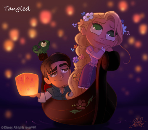 Disney Chibis - Part 5