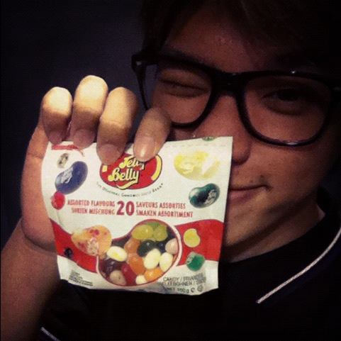 I love Jelly Bean,do you?^^