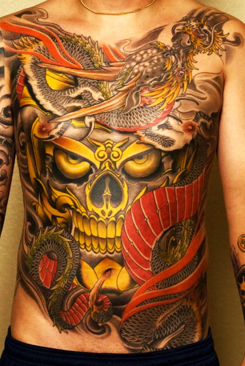 Badass Tattoo Tuesday