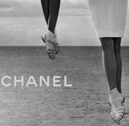 chanel spring/summer 2012 campaign shot by karl lagerfeld