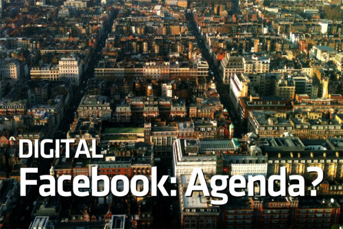 Do the recent changes to Facebook suggest a more sinister agenda? Read more…