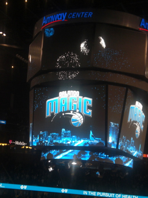 rowdyreptile:  Orlando Magic!