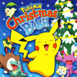 "On the 22nd day of December, my dealer gave to me…. Pokemon Christmas Bash  -  Rdio | Spotify Why so crack-tastic? MY CHILDHOOD, YOU GUYS. MY CHILDHOOD IS BACK. Listen as the voice cast of Pokemon reads ""The Night before Christmas"" and sings about giving Santa a Pikachu this Christmas. BEST THING EVER. (Also, heads up, some of the songs are named wrong on Spotify) Not your drug of choice? Try one of these:The more traditional route: ""Merry Christmas"" by Mariah Carey - Rdio 