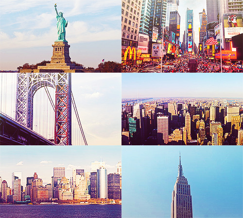 "Beautiful Cities: New York, USA ""The big apple"""