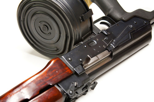p0litical:  Kalashnikov's Masterpiece by MikeFett on Flickr.