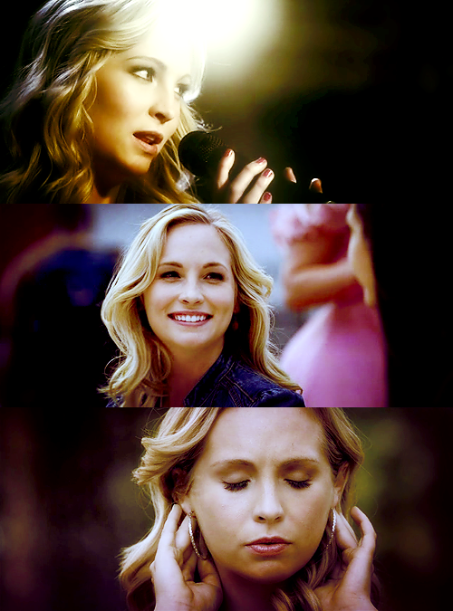 11 favourite characters in 2011; Caroline Forbes, The Vampire Diaries