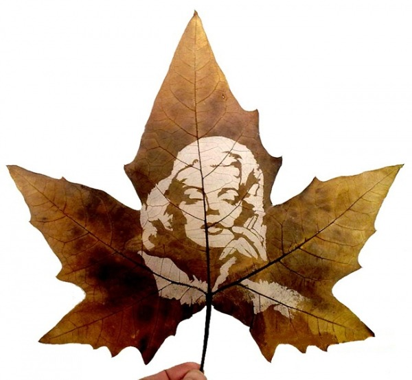 (via Leaf Art Carvings | Who Designed It?)