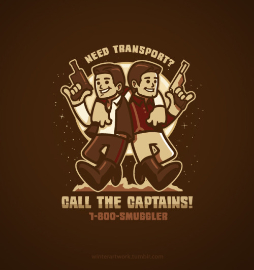 """Call The Captains""VOTE if you'd like to see it made into a tee!"
