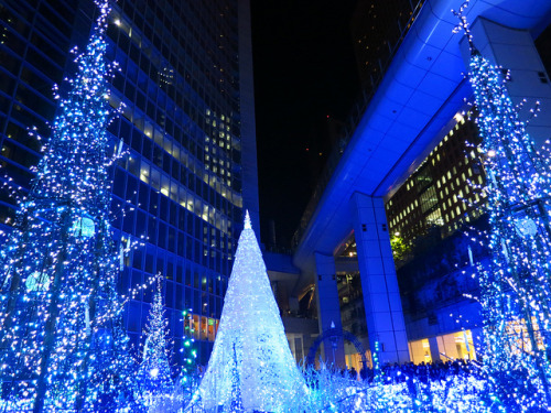 Blue Forest @caretta SHIODOME by HAMACHI! on Flickr.
