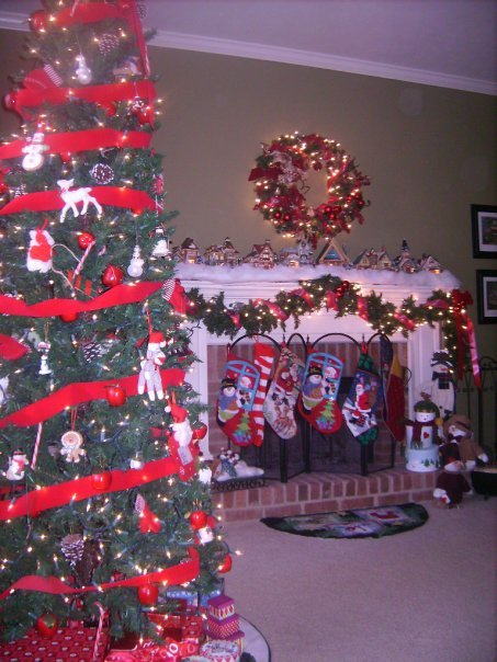rebeccaholleyforty:  The stockings were hung by the chimney with care, in hopes that Saint Nicholas would soon be there…