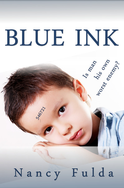 "Blue Ink A short story by Nancy Fulda Six-year-old Jason stared down the long white hall of the Replication Wing and clutched his father's hand more tightly. He didn't like the sterilized walls or the funny smell of chemicals that crept from some of the rooms. He especially didn't like the hospital gown that scratched and slipped and left him feeling coldly exposed.""This way, please,"" The nurse said, guiding Jason and his parents down the hall. Jason trailed behind his father's comforting bulk and reached for his mother's hand, as well.The nurse glanced at him and smiled. ""Is this your first cloning?""Jason nodded hesitantly and hung back behind his parents. ""He's a little nervous,"" his mother said apologetically.""Well, that's understandable,"" the nurse replied, ""although there's no reason to be concerned. We use top of the line equipment here: the procedure is completely risk-free for the Original."" Her smile faded slightly as she turned and continued leading them down the hall.Jason studied the nurse. She was a high-quality clone. Her speech was perfect and her left hand trembled only slightly - almost unnoticeably - as it hung by her side. Were it not for the blue ID tattoo on her forehead, Jason might have mistaken her for a real person.They reached a small waiting room and the nurse motioned for them to be seated. ""The doctor will be with you in a moment."" She gave a parting smile and vanished through a white door.Waiting room chairs were not designed for six-year-olds. If Jason sat against the backrest his legs stuck straight out from the edge of the seat. If he sat forward he could swing his legs, but they still didn't reach the floor. Neither position was truly comfortable. He fidgeted with the scratchy hospital gown and glanced restlessly around the room.He did not like the idea of being cloned. His friend Robby said cloning machines were like giant metal mouths that swallowed you whole for hours at a time, and you had to lay perfectly still inside and hope that no one forgot to let you out. Robby said people went crazy in there, scratching their fingers bloody against the blank gray walls. He said the junkyards were full of out-dated replicators, and some of them still had bodies inside.Jason hadn't really believed any of Robby's stories, but he had been concerned enough ask Mother about them anyway. She just laughed and said Robby's parents couldn't afford a clone, so how would he know? Then she had told Jason to stop being silly and to straighten the knots on his shoelaces.Through an open door Jason occasionally saw figures, mostly clones, pushing carts of laundry and cleaning supplies through the back hallways of the hospital. The clones were easy to pick out. They were the kind Mother called ""low-quality menial workers,"" and they walked with awkward, off-balance steps.Jason had spoken with a menial worker once, when Mother wasn't looking. He had been playing soccer with some friends and Robby had kicked the ball clear off the field and into the bushes. Jason ran to get it and nearly toppled over the clone as he darted around the hedge.""Watch where you're going!"" the worker snapped in a deep voice, and then appended a hastily-composed ""… young Sir,"" as his eyes uncrossed far enough to observe Jason's clean forehead.Jason mumbled a half-formed apology as he retrieved the ball and clutched it to his chest. Mother said it was beneath a human's dignity to mingle with menials, so he had never seen a low-quality clone up close before. This one was old; old and wrinkled, and few of the lines came from smiling. The left corner of his mouth sagged and created a hollow for spittle to pool in.Jason felt repulsed and fascinated at the same time. He tried not to stare as he edged with his ball towards the field where the other children were waiting. The clone turned back to his work, which seemed to involve changing the bags in the garbage bins, but was interrupted by a violent thrashing in his left shoulder. He grimaced and clamped a gnarled hand on his upper arm to keep it from flailing about.Jason, whose curiosity was now overpowering social stigma, hesitated at the edge of the playing field. Children at school loved to make fun of the lurching, pidgeon-footed walk of the clone janitors. Now, standing closer to a low-quality clone than he'd ever been, Jason dared to voice the question that had fluttered, nagging, at the back of his mind for several months.""Does - does it hurt?""""Not the way you're thinking,"" the clone said as the thrashing subsided. He was hard to understand because his flaccid lower lip wouldn't shape the words, but he didn't babble nonsense like some clones. ""It's a nerve tremor. A defect introduced during replication. You don't see them so much in the newer clones.""The clone rubbed his forehead, making his blue ID tattoo ripple on a wave of wrinkles. The registration number was too small for Jason to read, but the letters above it spelled a wobbly NAT-12. So this must be the 12th clone from an Original named Nathan, or maybe Nathaniel.The clone's cross-eyed gaze caught Jason staring at the tattoo. ""Pretty, isn't it?"" the deep voice said dryly. Jason, embarrassed, edged towards the other children.""Most people think the difference between a man and his clone is in the body,"" the clone said. ""That was true once, back when men and clones worked side by side. But the difference isn't the clone's body anymore, and it's not in the ink on his forehead. It's in the mind.""""Hey, Jason!"" shouted Robby from across the park. ""You gonna stand there all day? Let's play!""""Coming!"" Jason shouted, and trotted towards the field before his friends could notice the clone half-hidden behind the bushes.Now, sitting in the small hospital room, Jason couldn't help thinking that the clone he'd met hadn't looked very happy. Something seemed wrong with that. Jason's teacher in school said clones were happy doing jobs that most true humans wouldn't enjoy, like cleaning dust bins or working in factories. She also said clones weren't smart like real people; that they couldn't make responsible decisions or act like adults, so they needed humans to take care of them and tell them what to do. But the clone Jason had spoken with had seemed smart enough.A door opened and a graying woman with glasses entered the waiting room. She consulted her clipboard and then shook hands with Jason's parents. ""Mr. and Mrs. Calloway? I'm Dr. Kessan. And you must be Jason,"" she said amiably, shaking his hand. ""How are you doing today?""""Fine,"" Jason mumbled, more because he sensed that it was the proper answer than because he really felt that way. Robby's horror stories about bodies in replicators were creeping out of the corners of his memory.""Good,"" the doctor said. ""If you'll follow me, I'd like to take you to the scanning room.""Two short hallways later, Jason stood with his parents in front of a massive gray wall punctuated by lights, switches and funny green screens with wiggly lines. ""This is a C-class molecular scanner,"" Dr. Kessan said. She was looking at Jason, but he had the feeling that her words were spoken for his parents. ""It's a new design that can scan and record the molecular composition of the body without any harmful radiation. When combined with our neural pattern resynthesis algorithms, C-class scanning virtually eliminates post-reconstruction amnesia, learning disabilities, seizure predispositions and other neurological disorders.""Jason's father humphed. He had complained long and loudly about the recent increases in replication costs, and as a respected donor to the hospital his opinion could not be easily discounted. Dr. Kessan's prattle about the new machine seemed to appease him somewhat.""Yes, that does affect the return on investment,"" he said, more to himself than to anyone else. ""Why, one clone of Jason's will bring him as much revenue as three of mine together."" He patted Jason warmly on the shoulder. ""With luck, my boy, you'll never have to work at all!""Jason stared at the blinking metal wall before him. It looked even more intimidating than it had seemed in the videos at school, and his grip on Father's hand tightened. He wondered whether this was how the famous professor Jeffreys had felt a few minutes before entering his prototype scanner for the first time.Cloning was a practice nearly as old as Silica Colony itself. After the first Plague of Amam had passed, those colonists who had survived realized that they could never finish building the city before winter settled over the new home planet. So professor Jeffreys had adapted the manufacturing synthesizers to replicate organic tissue. After several failed attempts he had successfully reconstructed a living, thinking being one molecule at a time.Cloning had been dangerous in those days, for Original and clone alike. The clones suffered from severe physical and neurological deficiencies - the exacerbated results of small inconsistencies in the scanned data - and the scanning process used harmful radiation and chemicals that poisoned the body. Jeffreys himself had suffered a stroke as a result of the scanning process. After he could no longer work, his duplicates had entered into the first clone service contract to support him.""There's nothing to be afraid of, Jason.""Jason looked to his left and saw that the doctor had crouched beside him and laid a hand on his back. She began explaining that the new scanning procedures did not take very long and were completely safe. Jason listened without hearing, nodding his head at appropriate intervals. How could she be so sure? Even if Robby's stories weren't true, wasn't there always a chance that something might go wrong?Something else was bothering Jason, too. Something that had nothing to do with the scanning machine itself. The menial worker with the thrashing arm lingered in his memory.""Do you have any questions, Jason?"" the doctor asked when she had finished.Jason shifted back and forth on his feet. The adults were all watching him expectantly, and he had the feeling they were waiting for him to shake his head so they could get on to business.""Jason?"" Mother prompted.He looked at their faces; Father's stern, chiseled features, Mother's round ones, Dr. Kessan's angular glasses. They all watched him back.""Will my clone be happy?"" Jason asked finally. Then he blurted, ""I don't want a clone if he's not going to be happy.""There was an uncomfortable pause, then Father spoke in his best reassuring-parent voice. ""Of course he'll be happy, Jason.He'll have a top-notch education and the best job a clone could hope for.""""I want to be sure,"" Jason said, somewhat petulantly. ""I want to ask him.""Mother was shocked. ""Chit-chat with your own clone? Go waltzing into a clone training school as if you belonged there? Most certainly not!"" She brushed at her skirt as if the faint wrinkles there were the cause of her displeasure.""But I want to know,"" Jason persisted. ""Remember Petie?"" Petie was the name of a frog Jason found at the pond and had kept for two days in a jar under his bed.""Jason, this is completely different!"" Mother said in an exasperated tone. She had never liked Petie, but Jason had refused to turn him loose until Father explained that frogs weren't happy living in plastic jars. They had made it a family outing of sorts, taking Petie back to the pond and watching as he crouched, hesitant, on the lip of the open jar before hopping boldly to his freedom.To Jason the two events didn't seem so different at all. If it was wrong to keep a frog that wasn't happy, then mustn't it also be wrong to keep a clone who wasn't?Dr. Kessan waded into the family conflict before Jason could phrase another objection, once again kneeling so that her face was level with his.""Jason, it's really not encouraged for people to meet their own clones,"" the doctor said. ""It makes most people uncomfortable to see their face on someone else. However, you'll get duty letters from your clone twice a year once he's started school. Then you'll know how he's doing. And you can help him be happy by choosing a career path he'll like. Okay?""Jason wasn't sure whether that was okay or not, but the look on Mother's face told him there was no use arguing about it. ""Okay,"" he said. The doctor held out an electronic document for him to sign and he obediently scribbled his name in the highlighted fields.The doctor rose to her feet and began flipping switches and adjusting dials on the scanning machine. ""I'll just get Jason settled, Mr. and Mrs. Calloway, and then we can finish the paperwork in my office. Since he's a minor, I'll need you to cosign the service contract and the organ donor agreement. Jason, would you step over here please?""Dr. Kessan helped the boy lie down on a bed-like platform that had ejected itself from the wall. Jason hardly noticed when the nurse reentered the room and placed a plastic face mask over his nose and mouth; his mind was racing forward in time, to the moment he awakened from the scanning procedure. Mother would never let him see his clone; he was certain of that. But if he snuck down the hall to the reconstruction room as soon as he woke up… He just wanted to see his clone. If he looked into its face, Jason was certain, he would know. He would know whether it felt happy.In Jason's six-year-old mind, the plan seemed sound. He did not know that the reconstruction rooms were only accessible to authorized employees. He did not know that it would be several days before his scanned data was ready for reconstitution. He knew only that the desire to see and speak with his clone - a drive much stronger than idle curiosity - was burning in his heart.Warm air flowed from the plastic mask into Jason's lungs. He felt his arms and legs begin to tingle, then the world grew dark.* * *He was cold when he woke up. And hungry, but he didn't care. Jason wanted to go find his clone.The room was empty except for the clone nurse. She stood facing away from him, scanning readouts from a big machine on the far wall. The room's door was ajar.Jason pushed himself to a sitting position. His limbs and muscles felt clunky, as if they hadn't been used in a long time. His feet thumped as he slid from the too-high hospital bed onto the tile floor. The nurse glanced up.She straightened and tapped an intercom switch on the wall. ""He's awake, Doctor."" She lifted him gently back onto the hospital bed.""I want to see my clone,"" Jason told her. His voice sounded funny, as if his tongue didn't know its way around his mouth.""I'm sure we can arrange that,"" the nurse said. But she wouldn't meet his eyes, and turned away to make some notes on her clipboard.Dr. Kessan entered the room and scanned the computer readouts without greeting Jason. She crossed the room, checked his eyes and ears, and listened to his heartbeat. Then she tapped on his knee with a rubber hammer. ""Do you hurt anywhere?"" Jason shook his head no. ""Can you speak to me? Tell me your name.""""Jason Calloway."" He stumbled over the familiar sounds, trying to make his tongue respond correctly. Jason began to feel afraid.Dr. Kessan straightened up and took the note pad from the nurse. ""He seems to be doing well,"" she said, marking something with her pen. ""I think he'll maintain a slight slurring of speech, though. And watch for any tremors or lack of coordination.""The nurse took the notepad as it was handed back to her. ""Will that be all, Doctor?""""Yes. Take him through the preliminaries, then send him on to the training school."" The nurse nodded and Dr. Kessan left.Jason remained sitting on the hospital bed, shivering. ""Can I see my clone now?"" he asked.The nurse looked at him as though she were recalling a distant pain. Finally she lifted him down from the bed and took his hand. ""Come with me.""She led Jason across the room, then sank to one knee and directed his gaze towards the full-length mirror on the back of the door. He stared at his reflection and reached up to touch his forehead in disbelief. There, emblazoned in blue ink beneath the skin, were the characters JAS-1, followed by a registration number.Jason tried to rub the letters off, but they wouldn't come. He rubbed harder. The nurse grabbed his hands and held them by his waist. ""It won't come off,"" she told him, ""You'll only hurt yourself trying.""""B-but I'm not a clone! I'm Jason!""""Jason Calloway is at home rightnow with his parents. You have all of his memories, but you are not Jason. You're his first clone, and you must respect and obey him from now on.""Jason felt as if someone had turned the world inside out and then stepped on it. The nurse was mistaken. She had to be. Because if Jason was a clone, then he'd feel happy. The teacher in school said clones were always happy. Happy, happy, happy! He pounded his head against the mirror until the nurse pulled him away from it.Later, headed towards the clone school with six other children and a drooling chaperone, Jason felt the first seeds of bitterness. He sat on an unpadded chair in a shabby rail bus that jounced and rattled like it was about to break down. And he was surrounded by clones. His mother would be appalled at these circumstances. His mother would be appalled at him. No wonder people were discouraged from meeting their own clones.There was no chance, Jason slowly realized, that Mother would let his Original come speak with him. She couldn't stop Jason's Original from getting the biannual duty letters - those were private - but would his Original read them? In twelve years, when he was no longer a minor, would he seek out Jason? Yesterday Jason would have felt certain the answer was 'yes'. Now he was no longer sure.At the front of the bus, a smiling human spoke to them from a video screen; a recorded, five-minute message that played over and over. The dark-suited man explained that they were headed for a brand new life, with new, exciting challenges, and that they shouldn't prejudice themselves against it just because it wasn't the life they'd expected to have. After the ninth repetition, one of the boys threw his shoe at the screen. Mr. Suit Coat vanished in a crackle of static.The chaperone did not turn him back on. Guest post by Nancy Fulda"