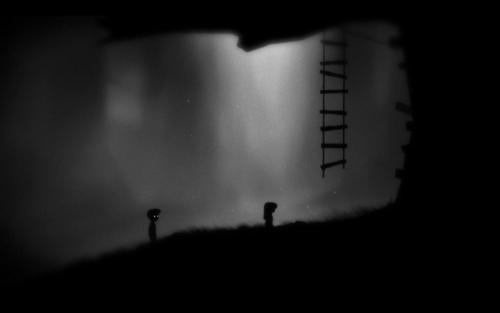 LIMBO This is such a great game, so simple yet complex and very charming with its art style.