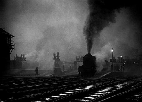 nevver:  December 21, 1952 – King's Cross
