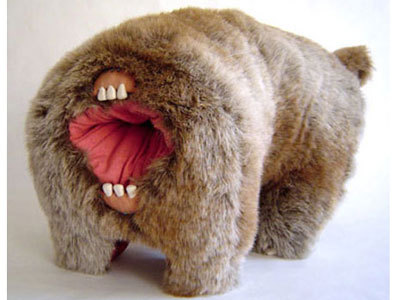 WTF Stuffed Animal Of The Day - The Frisky