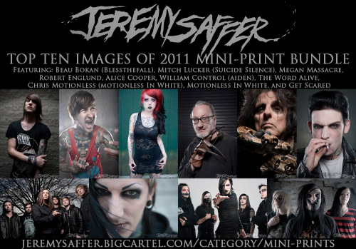 want to win this mini-print collection for FREE? check out the contest here: http://www.noisecreep.com/2011/12/22/metal-photographer-jeremy-saffers-10-favorite-shots-of-the-year
