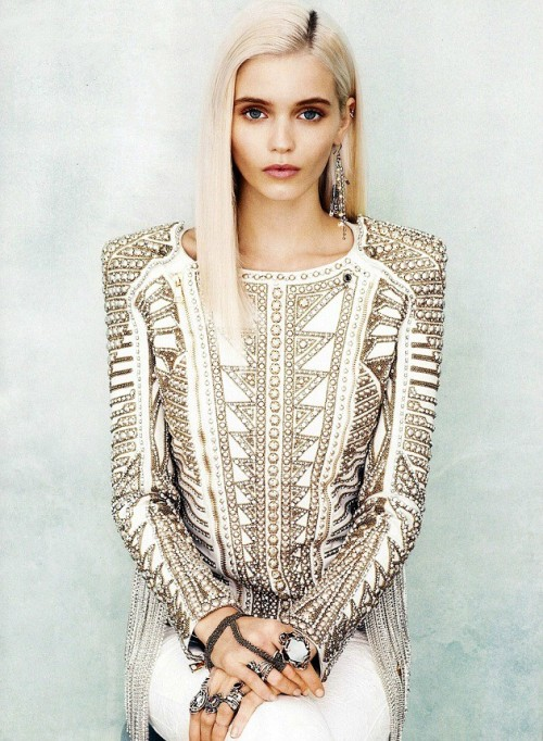 Vogue US January 2012