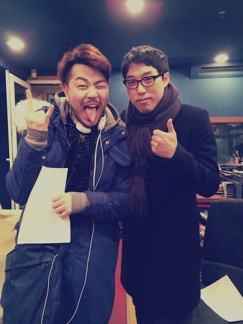 Hyunsong and DJ Clazzi