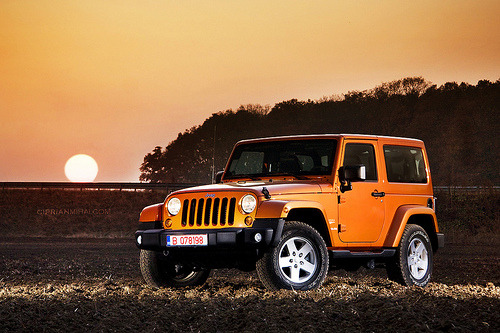 Sometime,words are not necessary… givemecars:  Jeep Wrangler (by CiprianMihai)