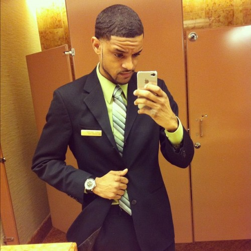 👔💼Same SWAGG….DiFF DaY!! (Taken with instagram)