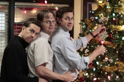too adorable!!! <3 from the office's latest xmas episode