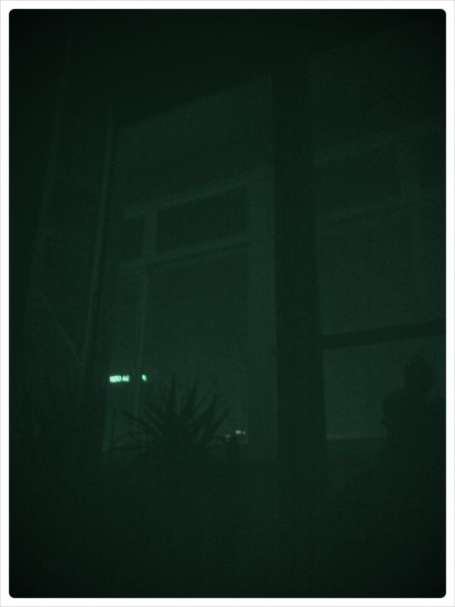 A view from my bed… (Taken with picplz.)