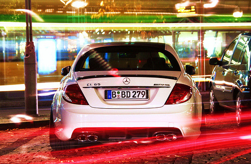 automotivated:  Mercedes Benz CL65 AMG (by KELLER-Photography)