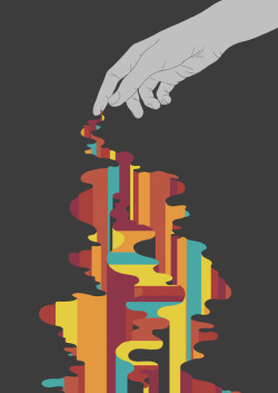 tigerlungs:  Colourbleed by Norman Duenas