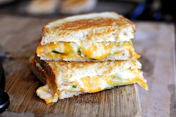 Jalapeno Popper Grilled Cheese [Endless Simmer]