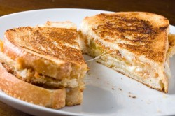 Fried Green Tomato Grilled Cheese [Endless Simmer]