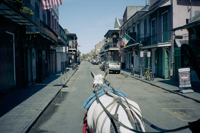 French Quarter tour