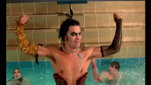 rockyhorrorpictureshowpics:  Such a looker he is.