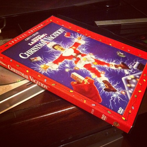 It's time. #christmas #griswold #clarkismyhero  (Taken with instagram)