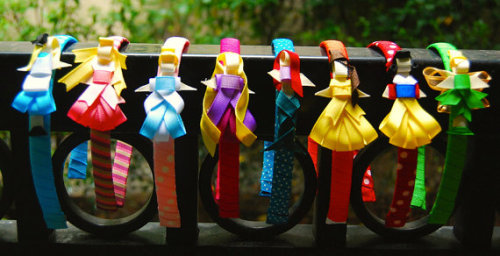 disneymerchgalore:  ribbon sculpture disney inspired princess headbands on Etsy  these are amazing