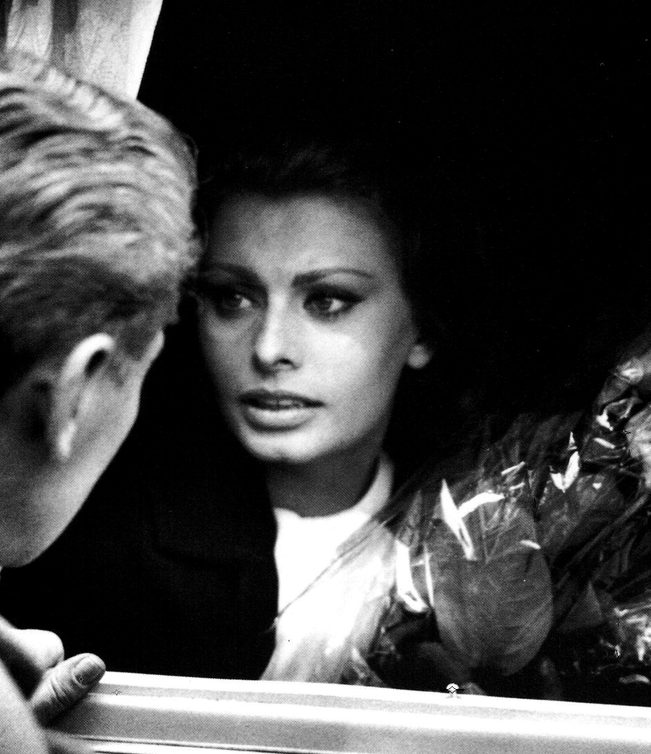 oldhollywood:  Sophia Loren in The Condemned of Altona (1962, dir. Vittorio De Sica) Photo by Herbert List (via)