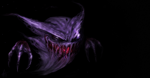 willyoumareepme:  Nightmarish Pokemon by Snook-8