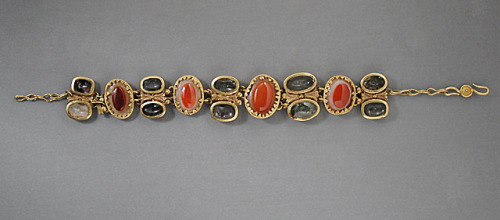 Bracelet, Eastern Mediterranean, Roman, circa 1st-2nd century A.D. Los Angeles County Museum of Art, Currently not on view