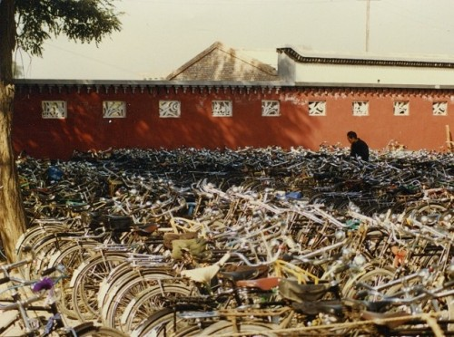 Finding a bike in China 30 years ago