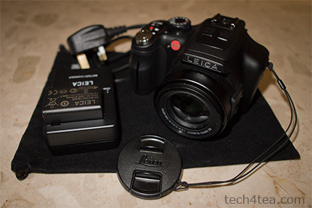 "Mr Postman delivers: Leica V-Lux 3 The courier dropped off the Leica V-Lux 3 compact digital camera today for review. The new compact had just been announced last week and will be available from January 2012 at S$1,345. This 12.1-megapixel compact digital camera has 24x zoom lens going from 25-600mm at apertures from f/2.8 - 5.2. It records full-HD video in AVCHD format with 1920 x 1080 pixels at 60 full frames per second. I like its fully articulated 460,000-pixel 3"" LCD display that can be folded in any directions for taking photos at awkward angles. I'll be reviewing it over the holiday season to find out its actual performance and image quality."