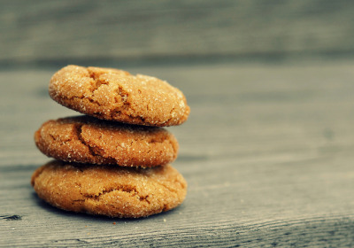 Ginger Snaps by Kim King on Flickr.